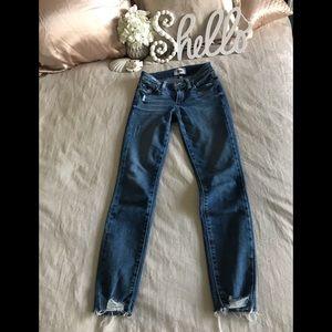 PAIGE Jeans Verdugo Ankle Size 24